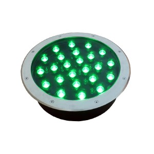 24w rgb led underground light