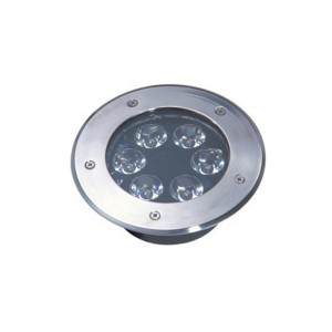 DMX control color 6W LED underground light1
