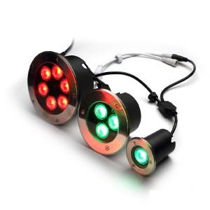DMX512 LED underground light