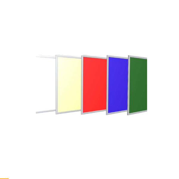 rgbw 60x60 48w led panel light colorful changeable. Black Bedroom Furniture Sets. Home Design Ideas
