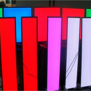 rgb led panel light details