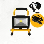 30w rechargeable led flood light (3)