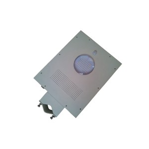 8W integrated solar street light