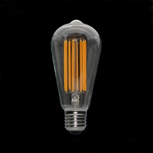 Edison led filament light