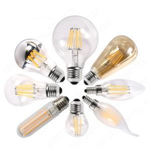 Edoson led filament light bulb