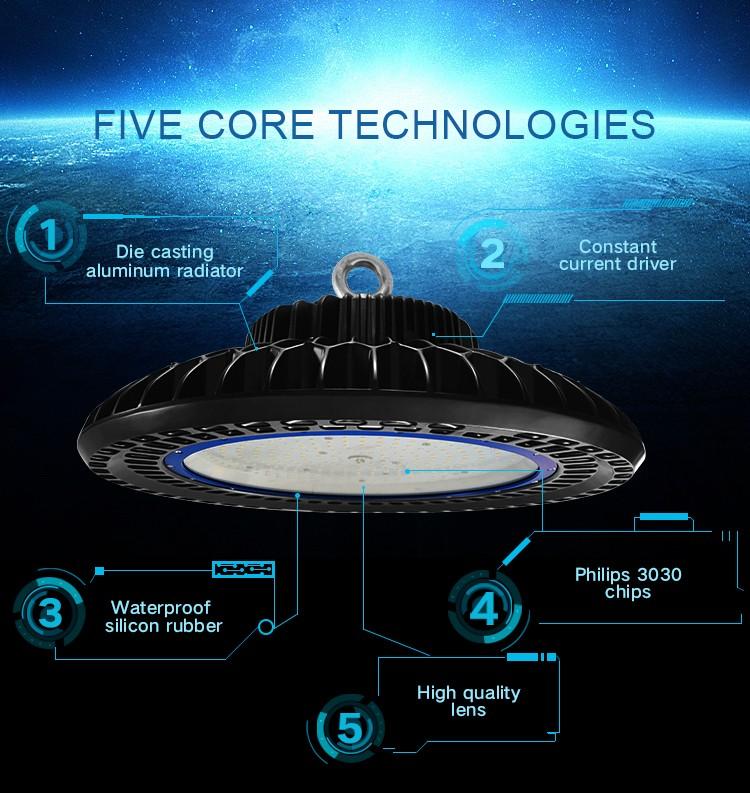 UFO LED high bay light(5)