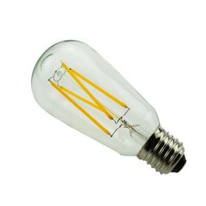 st64 led bulb 2700k 8w filament