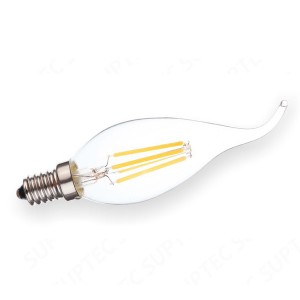 4W led filament ses candle bulb(1)