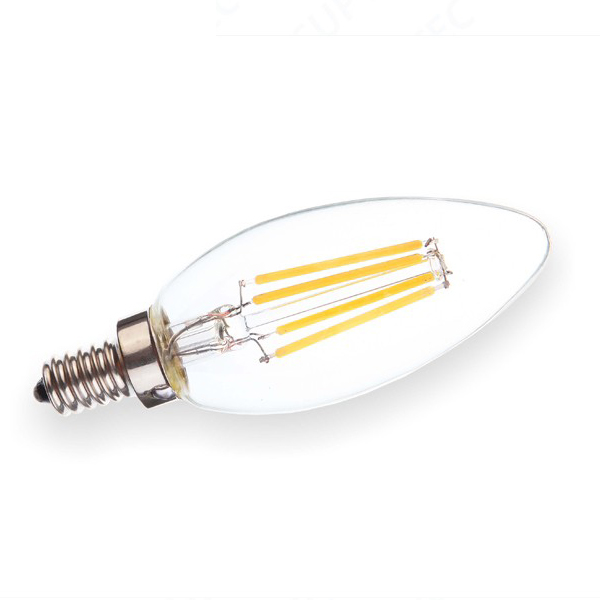 4W led filament ses candle bulb(2)