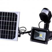 solar rechargeable led flood light(14)