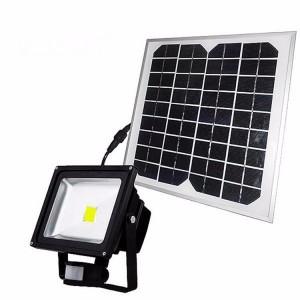 solar rechargeable led flood light(16)
