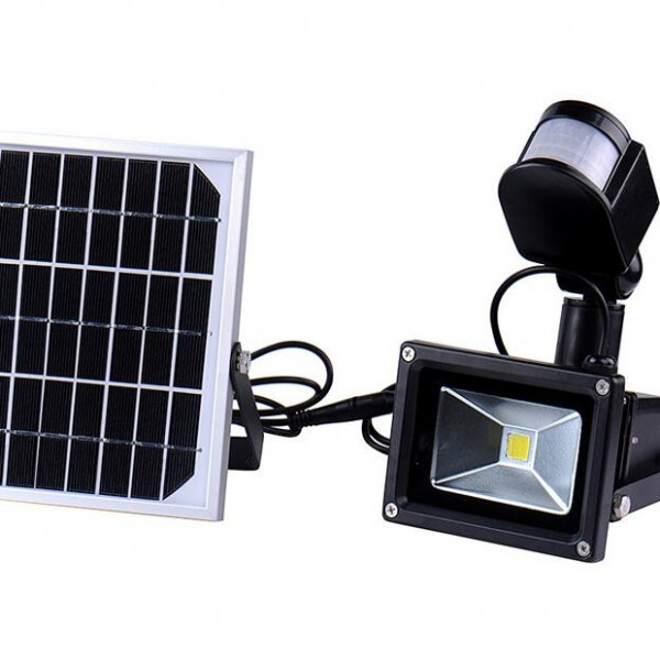 solar rechargeable led flood light(20)