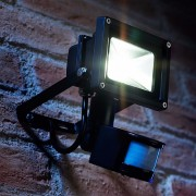 solar rechargeable led flood light(28)