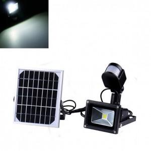 solar rechargeable led flood light(7)