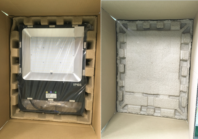 led floodlight package