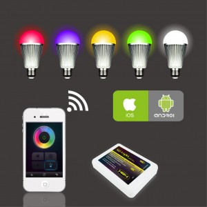 wifi led bulb light E27