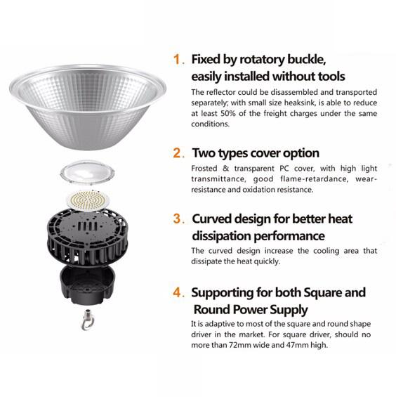 led high bay light 200 watt(1)