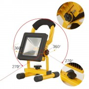 rechargeable led floodlight 20w(6)