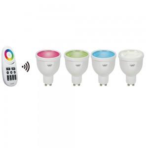 remote control light bulb(2)