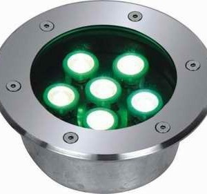 rgb led underground light(3)