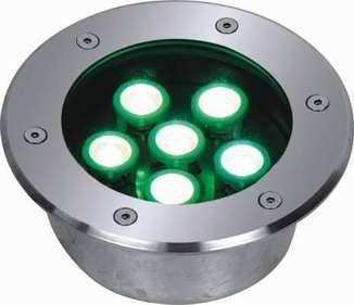 rgb led underground light(3)