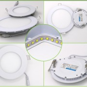 round led panel light(1)