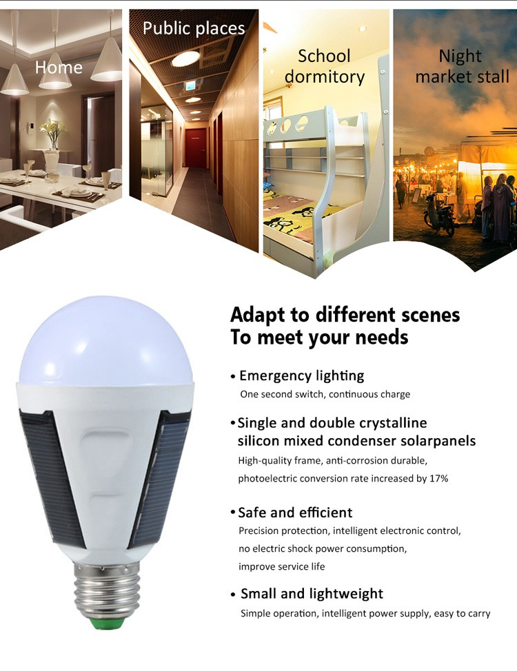solar led bulb light(24)