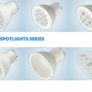led spotlight 5w
