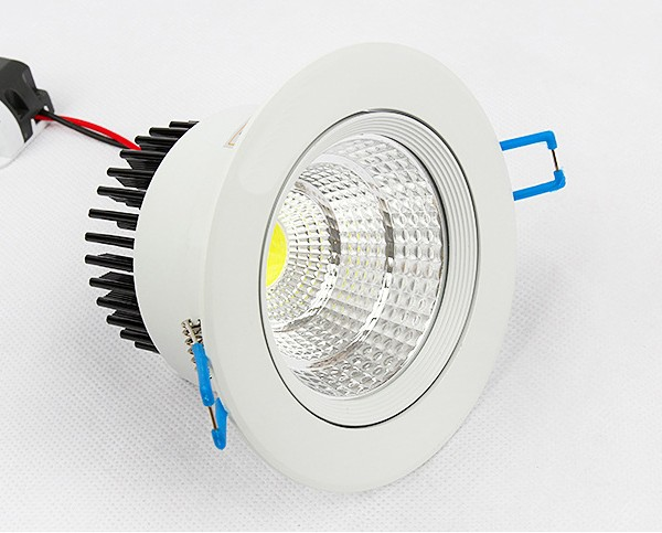 led down light hotel