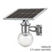solar powered garden street lamps