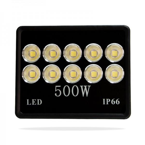 Outdoor IP66 100W 150W 200W 300W 400W 500W LED Floodlight (7)