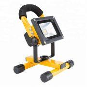 30 Watts Indoor Outdoor LED Flood Light IP 65 Waterproof Rechargeable Portable Job Site Work Light (2)