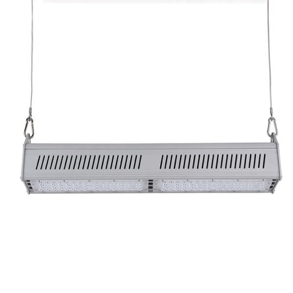 CE ROHS SAA ETL Approved 130lmw IP65 LED Linear Highbay 200watts For Warehouse (7)