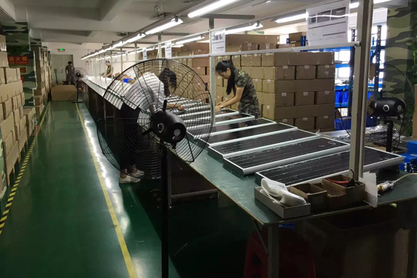 LED Assembly Lines