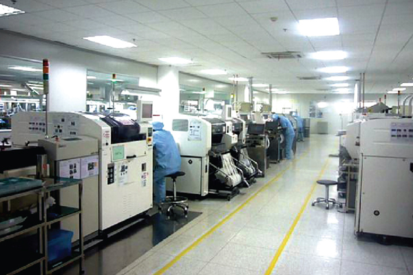 High-Speed SMT Production Machine