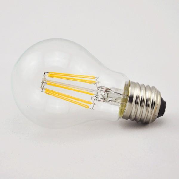 A60 led filament bulb