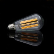 Edison led filament bulb