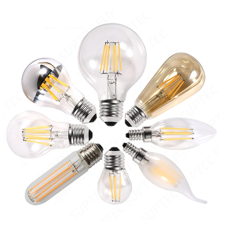 Edoson led filament light bulb