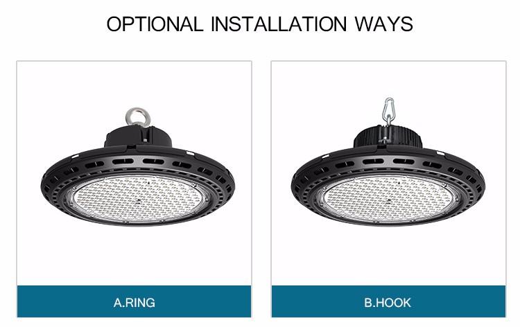UFO LED high bay light(16)