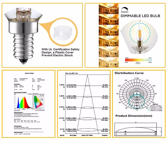 c35 filament led candle light(1)