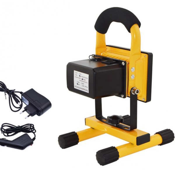led rechargeable flood light(8)