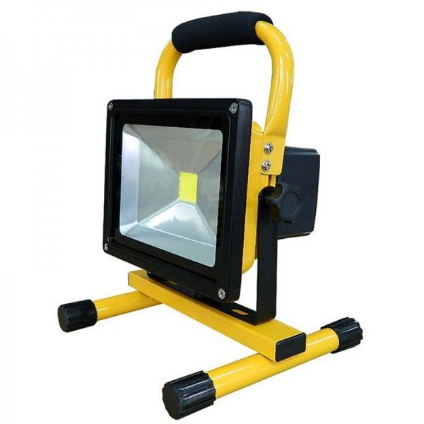 rechargeable led flood light 50w