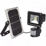 solar rechargeable led flood light