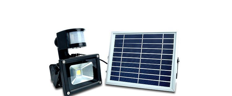solar rechargeable led flood light(15)