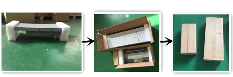 small led street light packaging