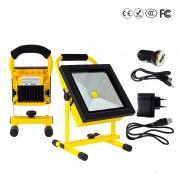 portable rechargeable led flood light(3)