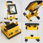rechargeable led floodlight 20w(5)