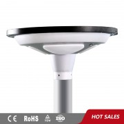 Solar-Lighted-round-colar-UFO-Garden-light