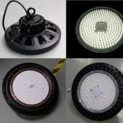 100W 150W 200W UFO LED high bay light IP65 CE SAA led warehouse shed fixture (3)