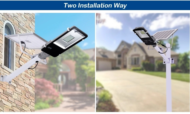 10W 20W 30W 50W 120W Outdoor Ip65 Solar Power Integrated Led All In One Solar Street Light (6)